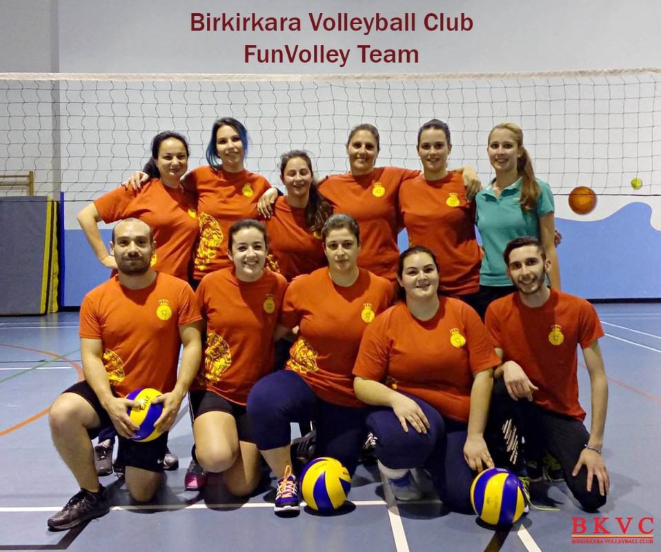 FunVolley Team